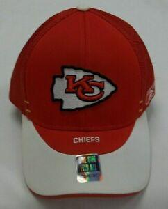 NFL Reebok Kansas City Chiefs Flexfit Hat - OSFA - New