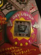 Tamagotchi Devil Devilgotchi Pink Bandai 1998 Vintage Rare Retro 90s Electronic