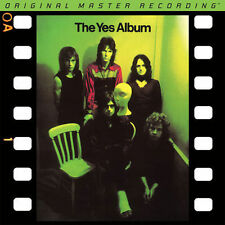 Yes - The Yes Album++24 Karat Gold CD++MFSL MOFI  ++NEU++OVP