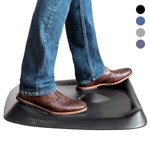 Topo Comfort Mat by Ergodriven | The Not-Flat Standing Desk Anti-Fatigue Mat ...