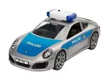 Revell Junior Kit Porsche 911 Polizei mit Light & Sound
