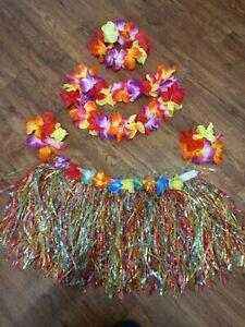 Ladies Hawaiin Fancy Dress Outfit
