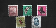 SWITZERLAND SGJ147/51, 1953 PRO JUVENTUTE FINE USED SET, CAT £23
