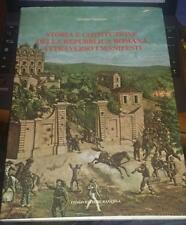 repubblica romana-storia e costituzione-manifesti-gamberini-longo ravenna-1981