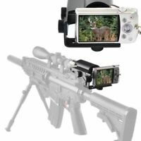 Gosky Scope Camera Mount for Rifle Gun Airgun Scope Scope Cam Adapter