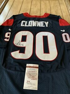 Jadeveon Clowney Houston Texans AFC Pro Bowl Game Jersey