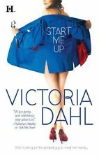 "Victoria Dahl ""Start Me Up"" Romance 2009 Paperback Book"