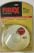 Vintage 2000 FIREX Smoke Alarm CB 4000 New & Sealed!