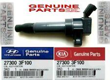 GENUINE Engine Ignition Coil Genesis Santa Fe Sonata Optima K900 Forte 2.0 2.4L