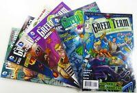 DC Comics THE GREEN TEAM (2013 New 52) #1 2 3 4 6 8 LOT VF/NM Ships FREE!