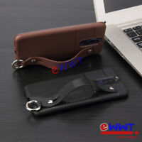 for Huawei Mate 10 Lite RNE-L23/L21 Brown TPU Ring Stand Soft Cover Case ZVCG184