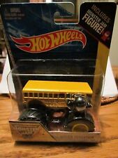 HIGHER EDUCATION with FIGURE Hot Wheels 2014 MONSTER JAM Rare