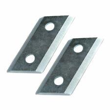 More details for shredder blade set fits alko h1100, h1300, h2200 2 blades 325-030 check part no