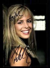 Isabel Edvardsson Autogrammkarte Original Signiert # BC 138260