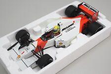 1/18 Minichamps McLaren Honda MP4/7 1992 Ayrton Senna #1