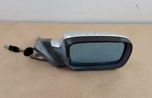 2000-2006 BMW 323ci 325ci 330ci RIGHT RH POWER Side Mirror OEM SILVER 5 WIRE