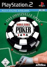 PS2 Game - WORLD SERIES OF POKER