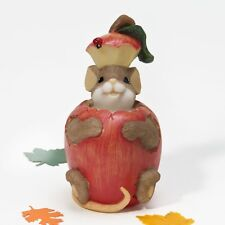 Charming Tails Teacher Mouse Figure Something Special In You Rare Retired Nib