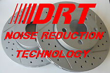 07-12 Mini Cooper Base Coupe Drilled Slotted Rotors NRT Made in Germany F+R Set