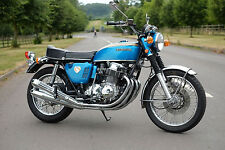 Honda CB750 CB 750 K0 1970 Candy Blue Green **A MUST SEE**