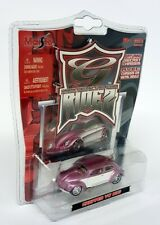 Maisto 1/64 Scale Volkswagen Beetle Chopped VW Bug Lilac Diecast Model Car