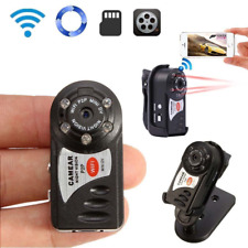 Wireless WIFI Spy Hidden Camera Mini P2P DV Video Recorder DVR Night Vision UK