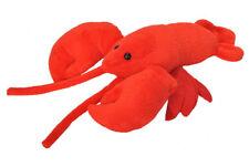 BNWT - Wild Republic Sea Life Lobster Stuffed Animal Soft Toy 30cm/12inch