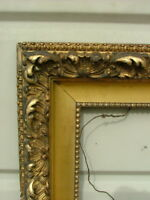 LOUIS XIV GOLD GILT FRAME FITS 14 x 19 INCHES