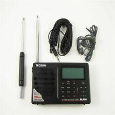 Tecsun PL-606 Digital PLL FM Stereo/SW/MW Portable Radio Receiver DSP Sale