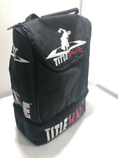 Mma Sport Cooler Title Insulated Bag Lunch/Gym Tote