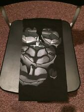 Teefury Men's LARGE Black T-Shirt Knight's Armor Batman *FIXED PRICE*
