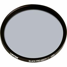 New Tiffen 55mm Black Pro-Mist 1 Filter Halation Diffusion Filters MFR # 55BPM1
