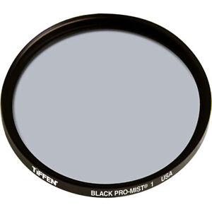 New Tiffen 67mm Black Pro-Mist 1 Filter Halation Diffusion Filters MFR # 67BPM1