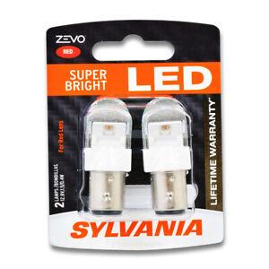 Sylvania ZEVO Brake Light Bulb for MG MGB Midget 1969-1979  Pack dh