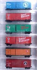 Great Northern Western Road Pack #2, NSC 02-16  N Scale  6 car pack   NIB