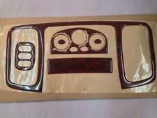 Inserti in vinil colore radica 6 pezzi cruscotto Renault Traffic & Opel Vivaro