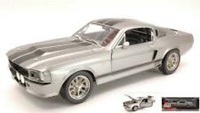 Ford Mustang Shelby Gt500E 1967 Eleanor Fuori In 60 Secondi 1:18 GREEN12909