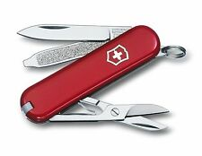 Victorinox Swiss Army Knife Classic SD - Red- Key Chain Knife - Free Shipping