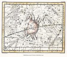 Astronomy Celestial Atlas Jamieson 1822 Plate-16 Art Paper or Canvas Print
