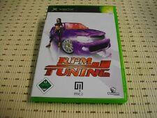 Rpm tuning para Xbox * embalaje original *