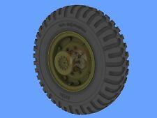 Panzer Art 1/35 Road Wheels Set for Bedford Qlc Truck Wwii (Avon) Re35-262