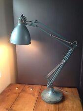 INDUSTRIAL 1960's JAC JACOBSEN LUXO ANGLEPOISE DESK LAMP - 1001 HERBERT TERRY