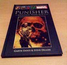 """Lot comics """"The Punisher : Bienvenue Frank"""" acte 1+2/2 (Hachette)"""
