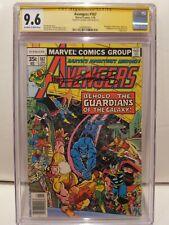 Avengers #167 CGC 9.6 George Perez Signature Series 01/78 Marvel Comics