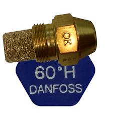 Danfoss huile chaudière brûleur Buse 60 H - 0.55 Usgal/H - 2.11 kg/h