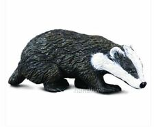 BADGER ANIMAL DETAILED by CollectA EDUCATIONAL JURASSIC BRAND NEW