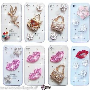 HANDBAG BLING DELUX DIAMANTE SPARKLE CASE COVER SAMSUNG iPHONE SONY HTC 6 7 8 9