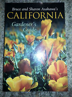 CALIFORNIA GARDENER'S GUIDE 2000 Soft Cover Book FIRST PRINTING Bruce Asakawa's