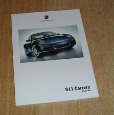 Porsche 911 997 Price List & Options 2005 Carrera 4 S 4S Coupe Cabriolet Gen 1
