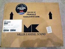 Miller And Kreisel Sound SS150 M2 In Original Box